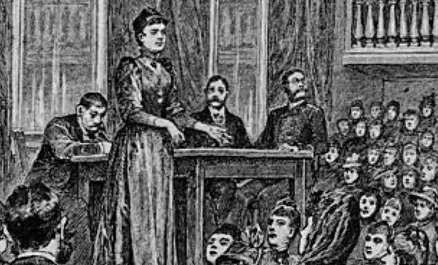 Ich fürchte niemanden – Adelheid Popp und Frauenwahlrecht