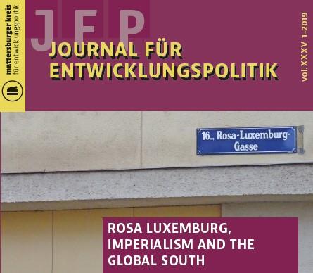 Rosa Luxemburg, Ökonomik und der Globale Süden