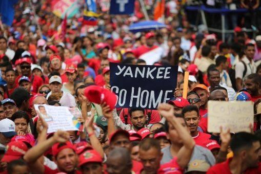 Venezuela im Fadenkreuz